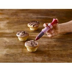 Crayon à décorer 2 embouts - Trudeau