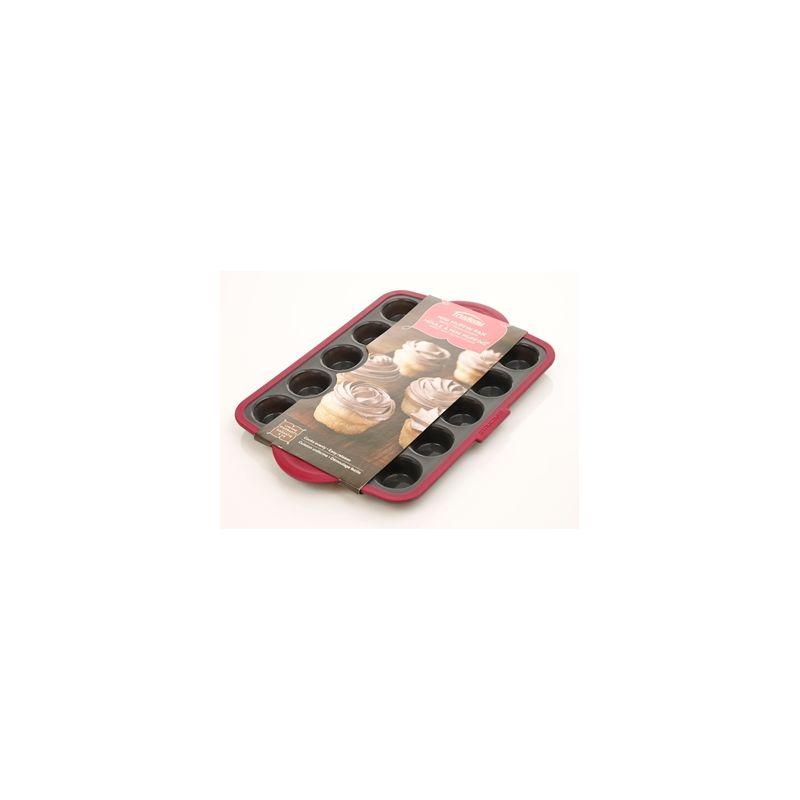 Grand moule 12 muffins trudeau comptoir de lise for Accessoires cuisine trudeau