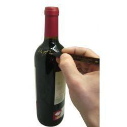 Marqueurs pour bouteilles...