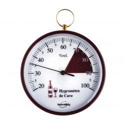HYGROMETRE DE CAVE 50 A 100 % avec Thermomètre intégré