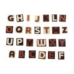 MOULE ALPHABET 26 CHOCOLATS...