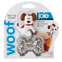 Boule à thé Os/Chien Woof Woof - Joie