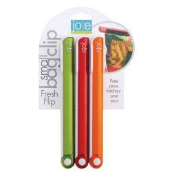 Pinces à sachet x3 FreshFlip 15,5cm Joie