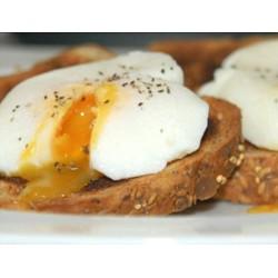 Sachet pour pocher les œufs