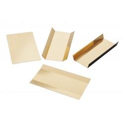 Supports pour éclairs ou millefeuilles x24, 13cm x 4 cm