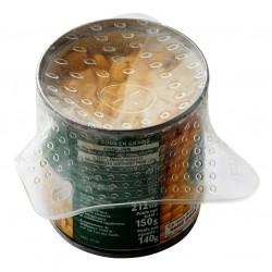Feuilles extensibles silicone réutilisable