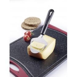 Tranche fromage manche noir