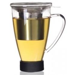 Tasse et son couvercle infuseur à thé 420 ml - Viva Scandinavia